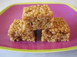 Jane Savage's Peanut Butter Krispies
