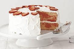 Stawberry Swirl Cake