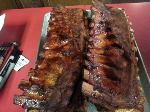 Roys Ribs from the Pit