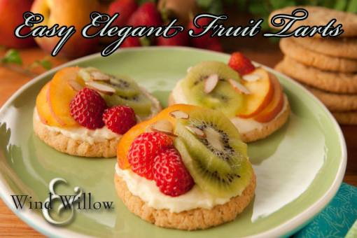 W&W Fruit Tarts Photo