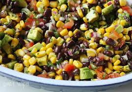 Southwest Black Bean Salad - Carol