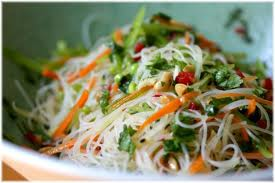 Sandy's Rice Noodle Salad