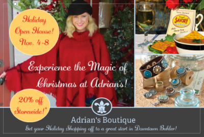 2015 Holiday Open House