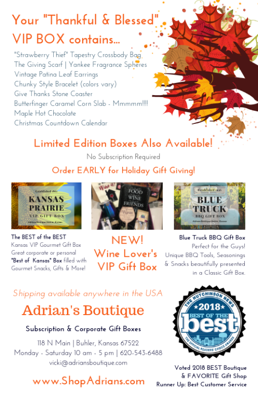 2018 Adrians November VIP Box Brochure_ Thanksgiving-4