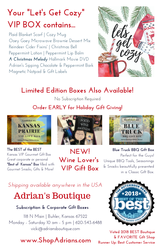 2018 Adrians December VIP Box Brochure_ Lets get Cozy!-4